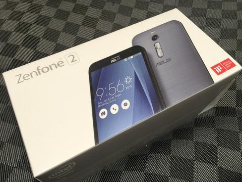 ZenFone2が、届きました!