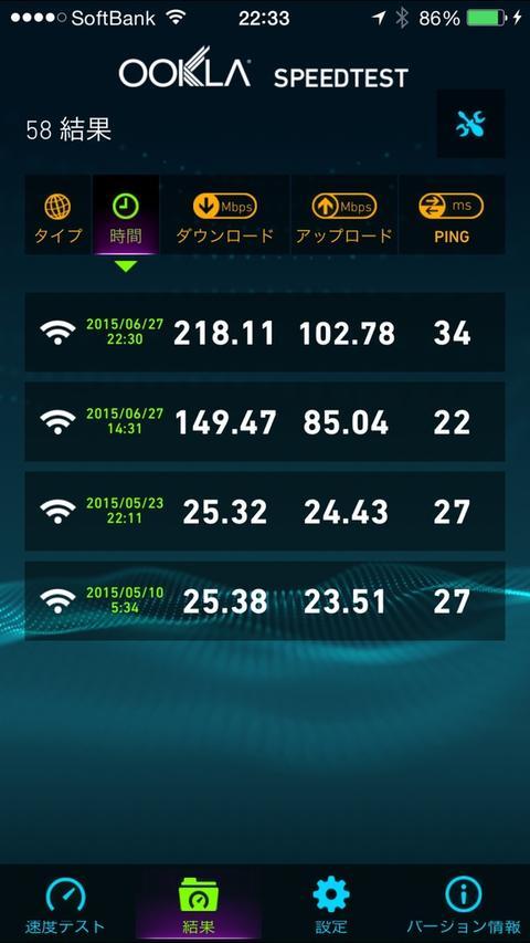 山中家MVNO計画:11【VPNで家電を持ち出そう】その6