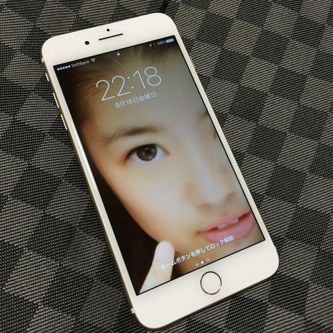 iPhone 7 Plus になりました