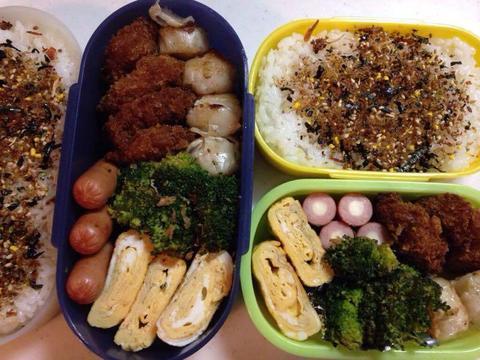 パパのお弁当 2014-02-04