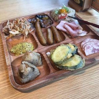 2018/08/11 元気になる農場レストラン モクモク 京都店