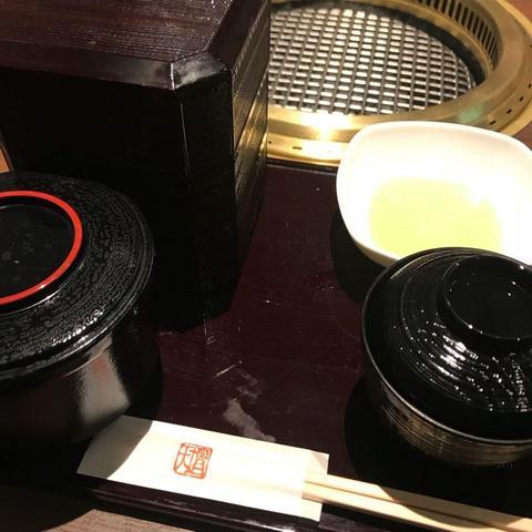 2018/09/15 朝から焼肉(天壇北山店)