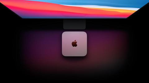 AppleシリコンのMac、いいですねぇ