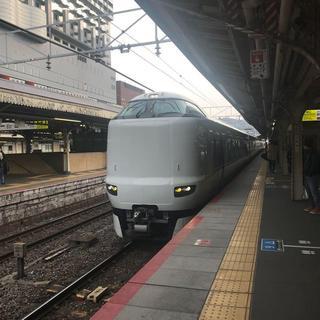 京都から白浜へ 2018/02/19 午前中