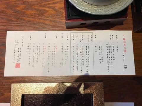 お楽しみの夕食 2018/02/19 夕方以降